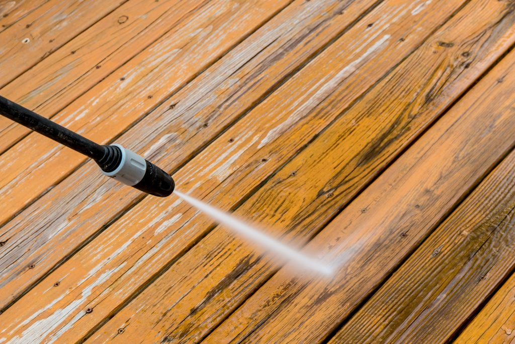 Dallas Deck Cleaners