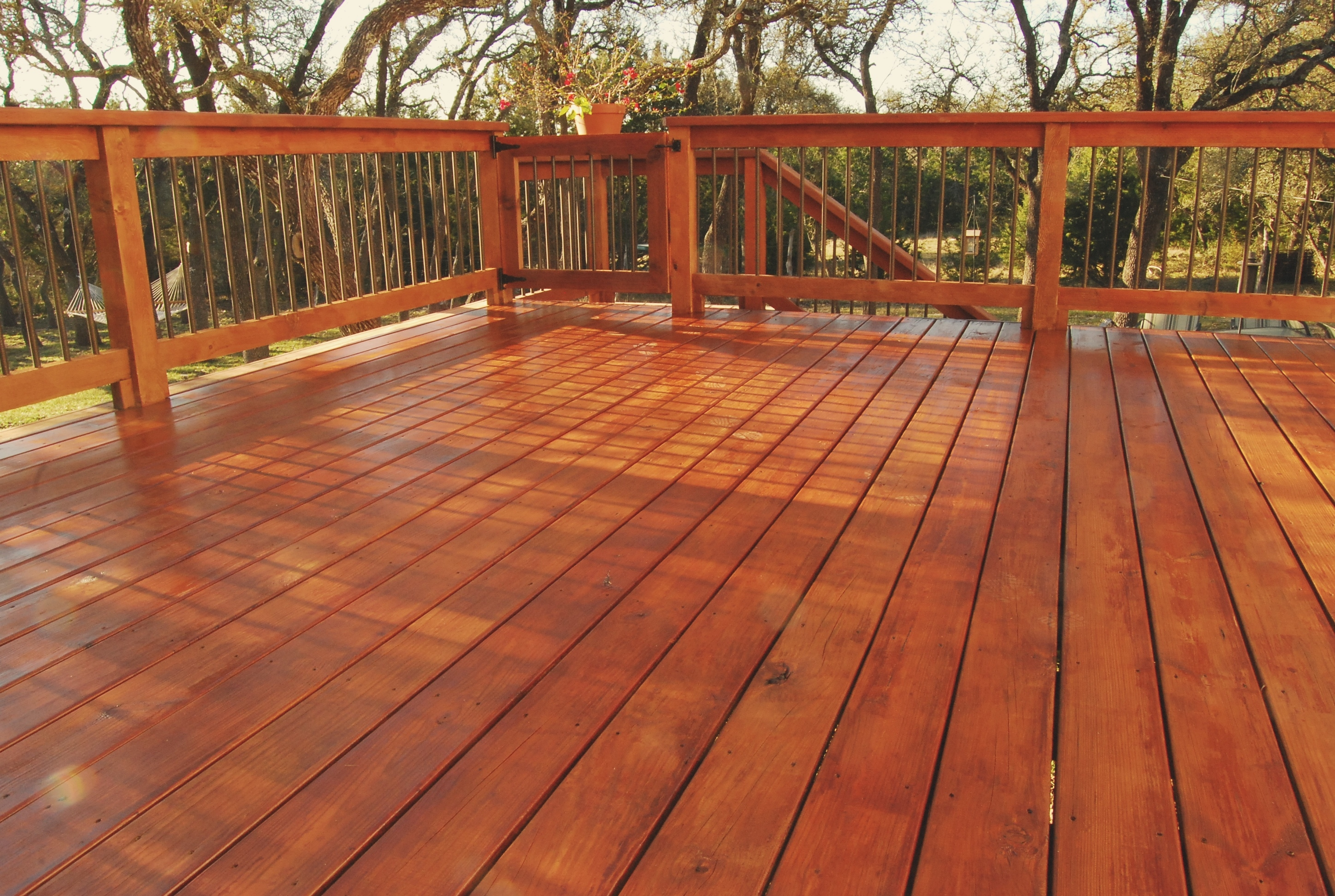 dallas deck washing service